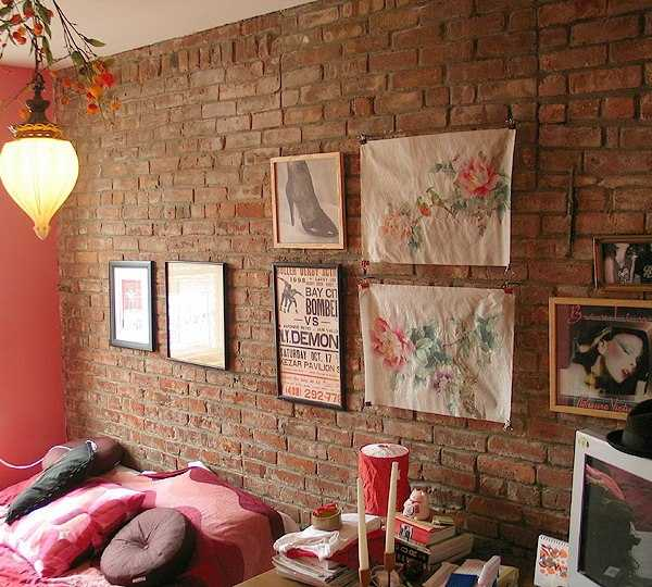 14 Brick Accent Walls Interior Design Images