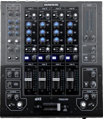 16 PSDs DJ Mixer Images