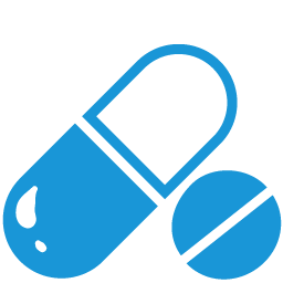 Medical Pill Icons