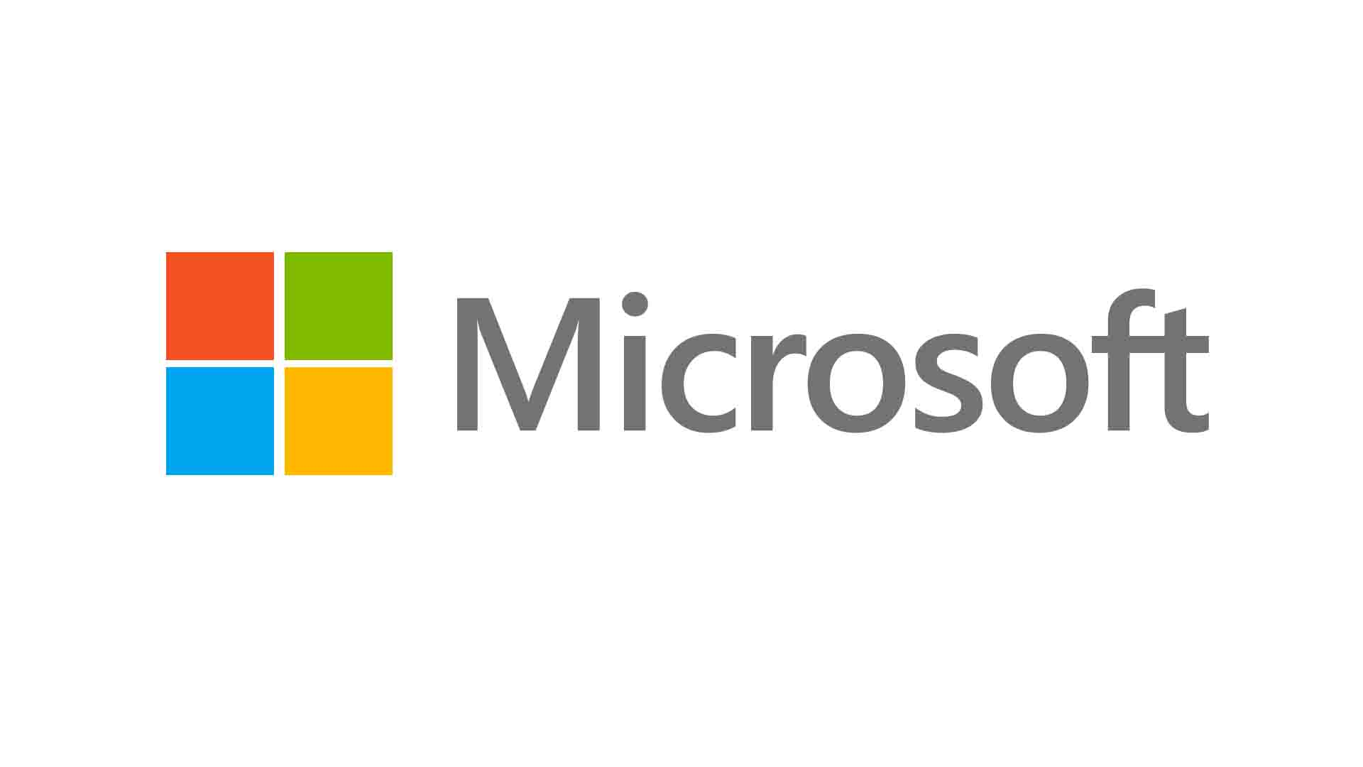 17 Microsoft Logo Templates Free Images