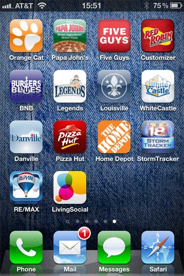 16 Bank IPhone App Icon Images