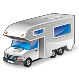 13 Free Png Icon RV Images