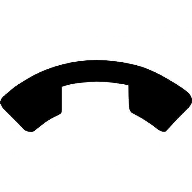 Phone End Call Symbol