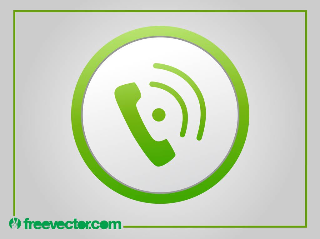 Phone Icon Vector Free