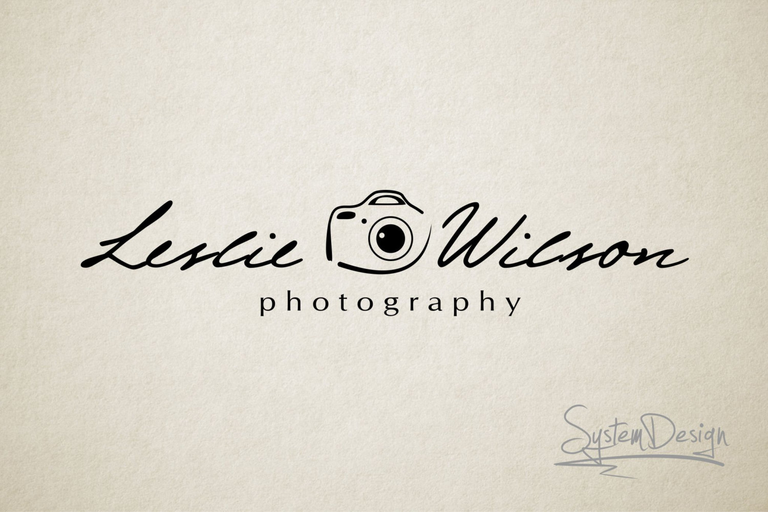 Photography Logos and Water Marks