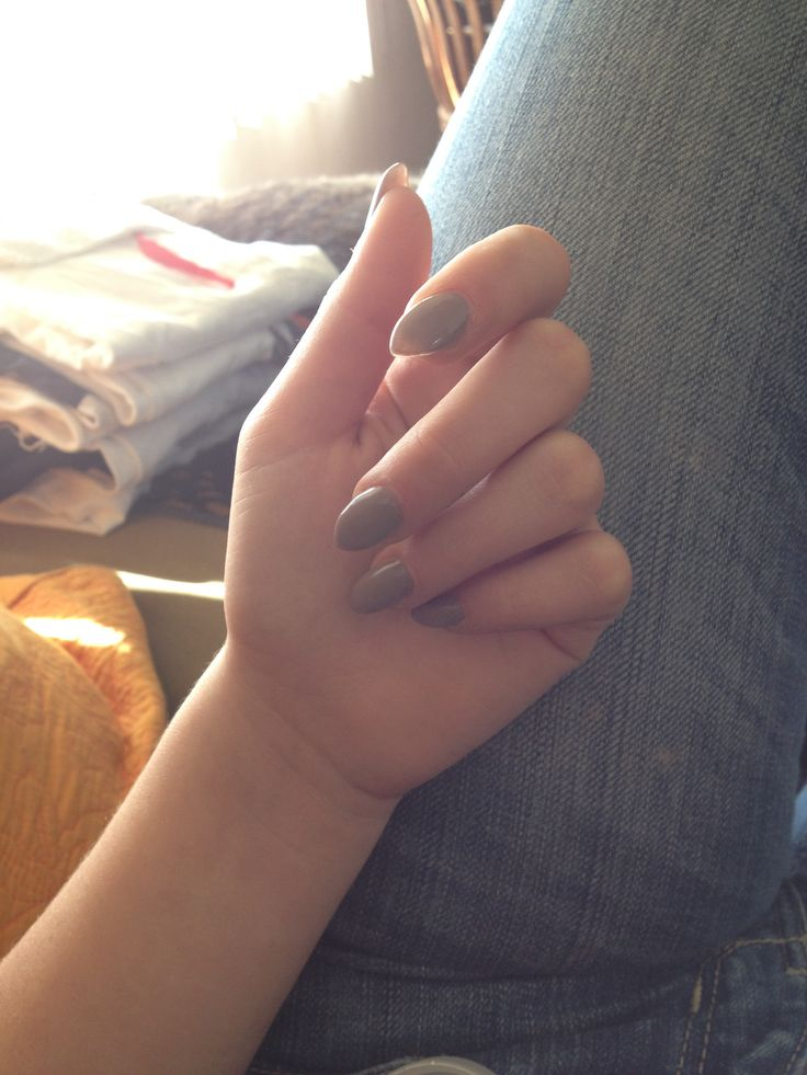 Pointed Nails Pinterest