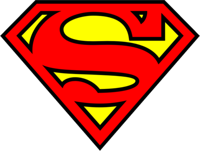 9 Superman Logo PSD Images