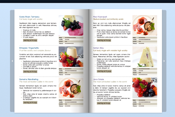 catalogue templates free download - Free Catalog Template