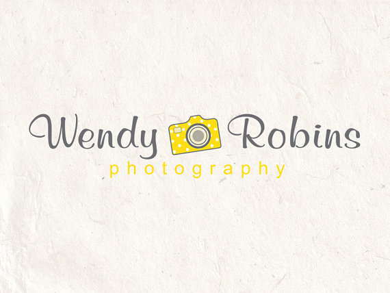 PSD Photography Logo Design