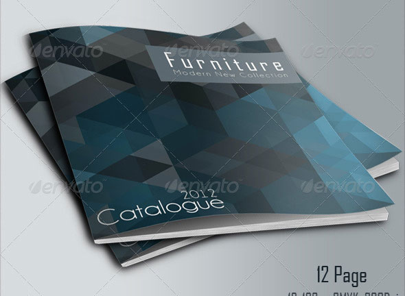 16 Catalog PSD Flyer Images