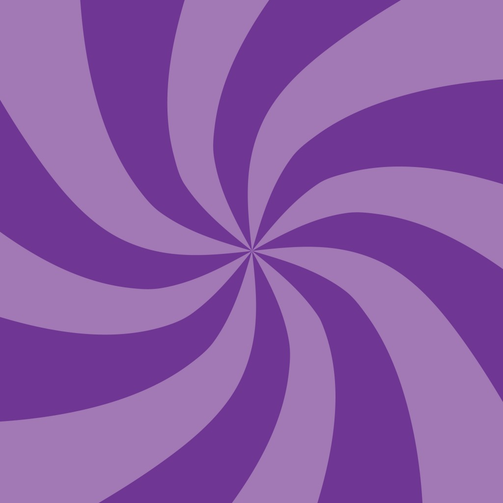Purple Swirl Pattern