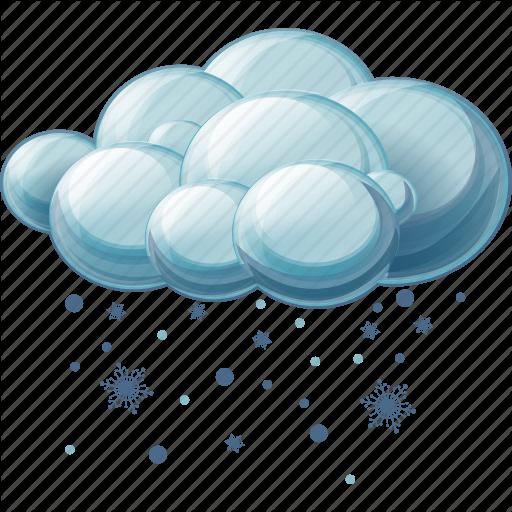 Rain Snow Sleet Cartoon