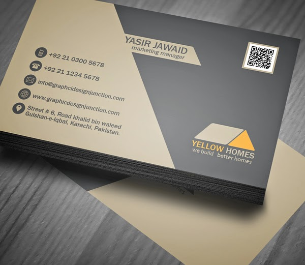13 Real Estate Business Card PSD Template Free Images