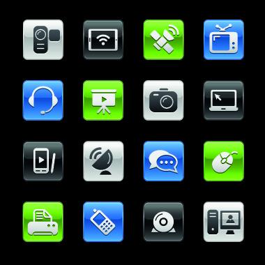 Vector Icons Social