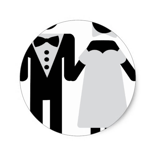 Identify Bridegroom: 9 Bride And Groom Icon Images