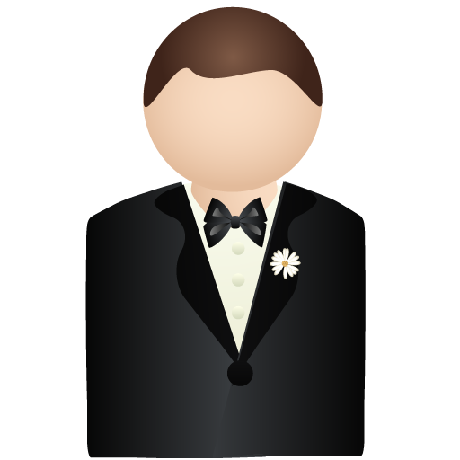 Wedding Tuxedo Groom Cartoon Images