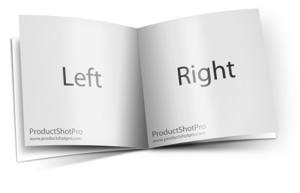 3D Book Template PSD Files Free Download