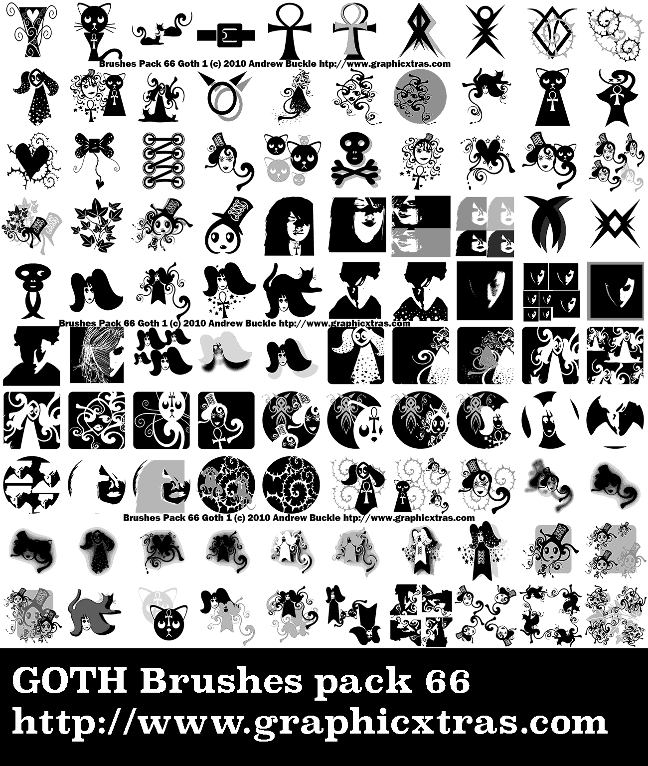 Free Photoshop Brushes from CC Market