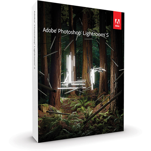 8 Adobe Photoshop Lightroom 5 Box Images