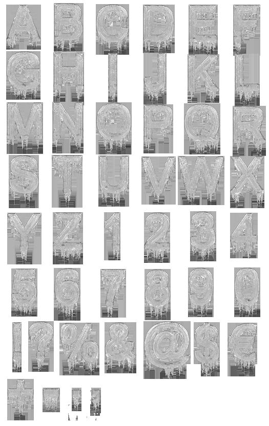 11 Font That Looks Lik...