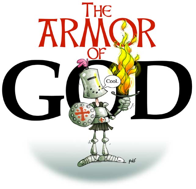 17 Armor Of God Vector Graphics Images