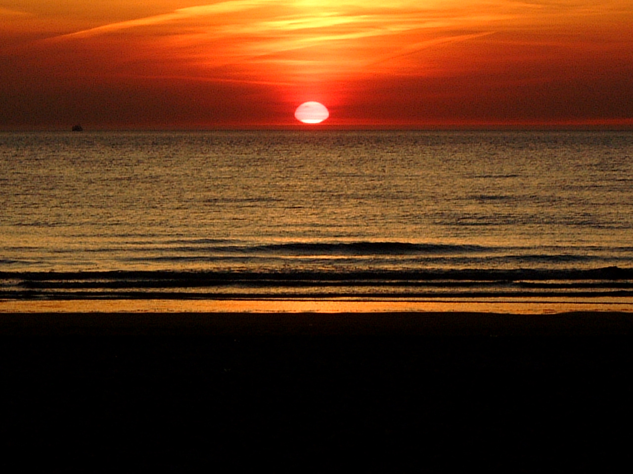 13 Beach Sunrise Photography Images