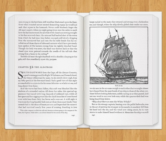 Book Template Free Download