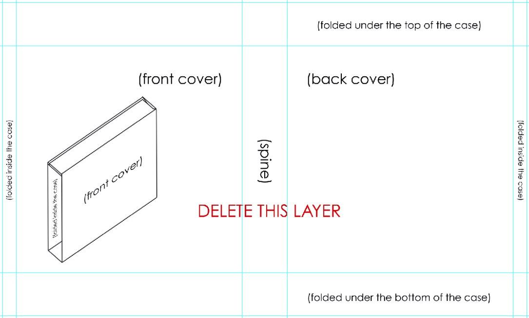 Box Set Book Cover Template