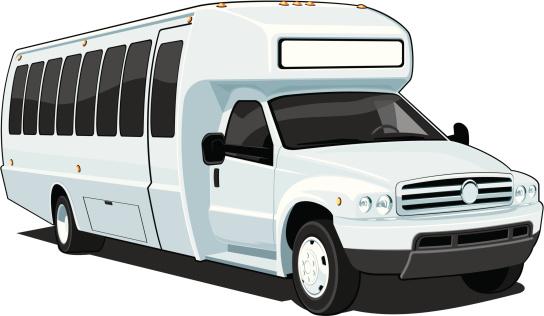Bus Clip Art Vector