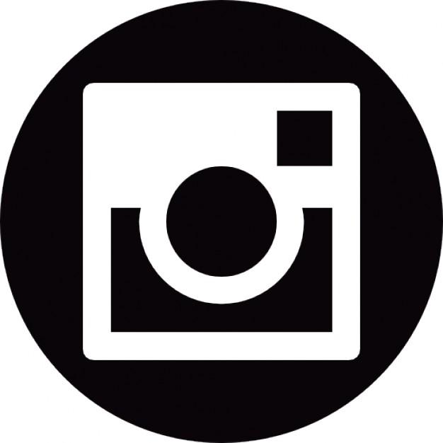 Circle Instagram Logo Vector