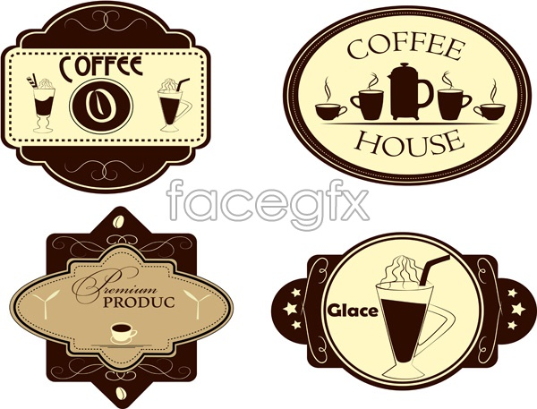 Coffee Vector Art