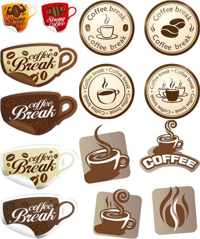 Coffee Vector Free