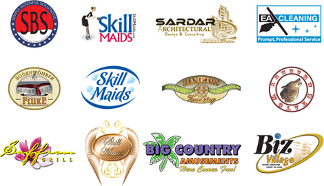 Company Logo Design Samples