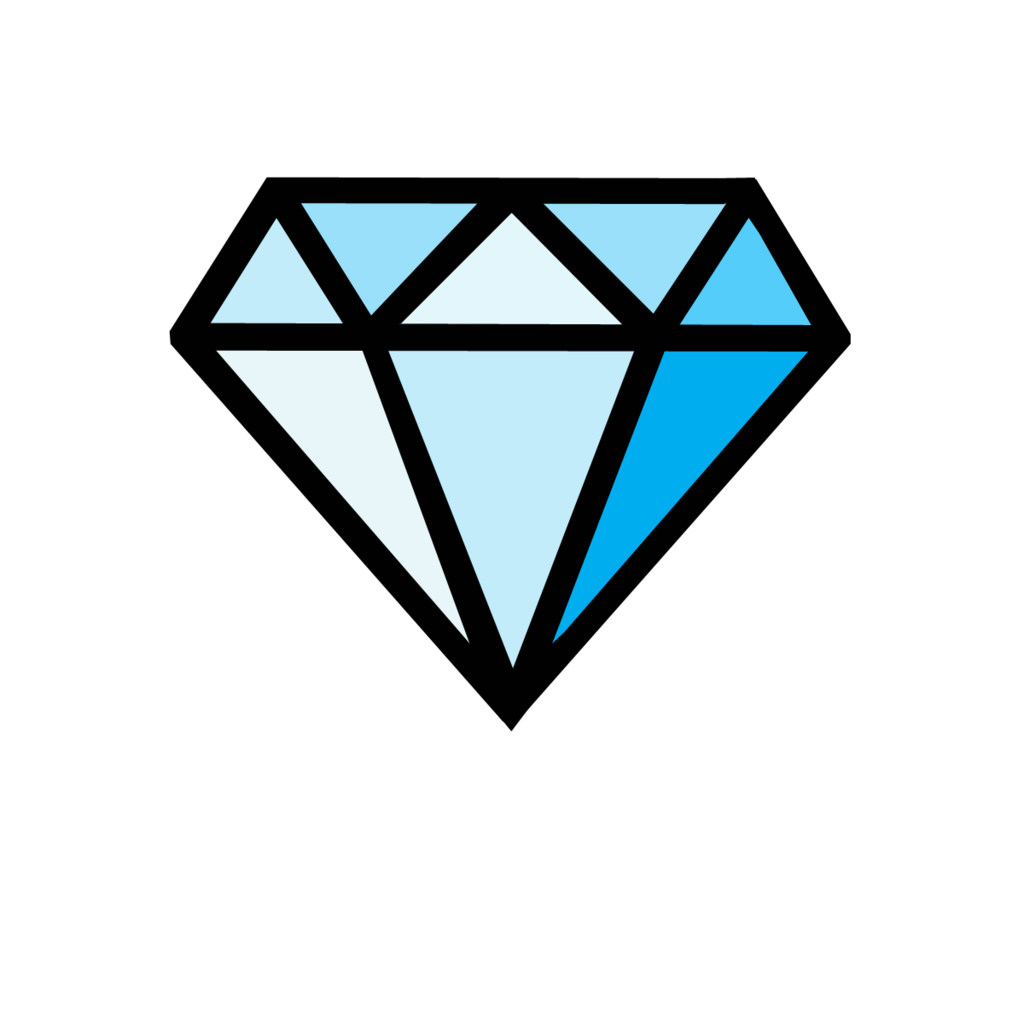 13 Diamond Vector Art Images