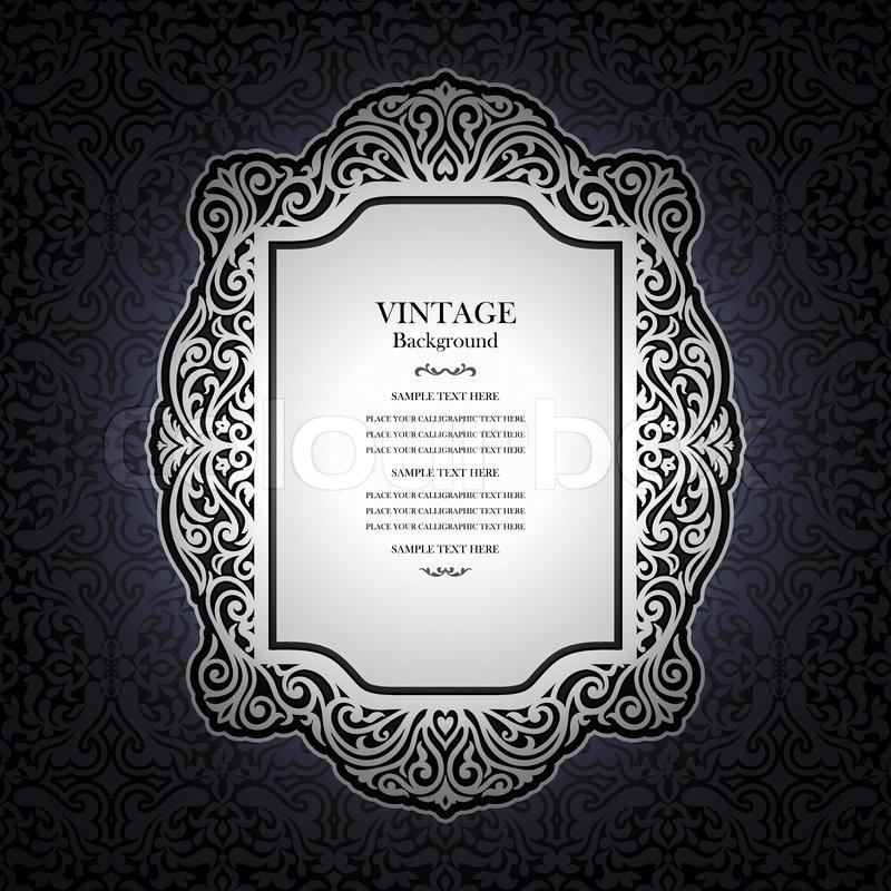 Book Cover Design Elegant ~ Elegant victorian background designs free images