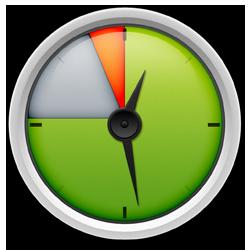 Employee Time Tracking Icon