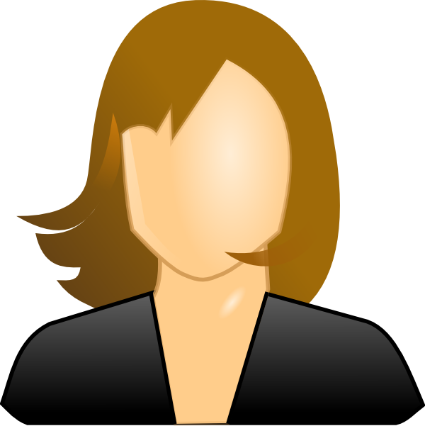 14 Generic Person Icon Woman Images