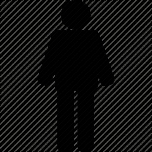 Female Unknown Person Icon