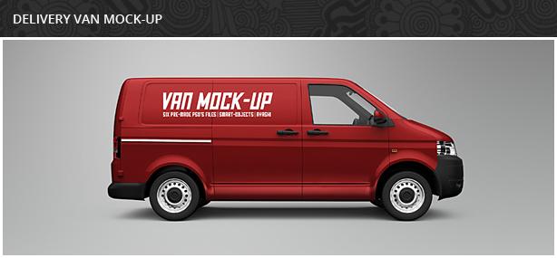 Free Mockup Car