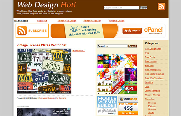 6 Best Free Vector Sites Images