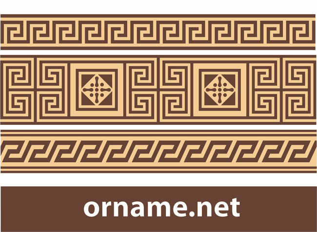 Free Vector Greek Borders