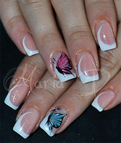 Gel nails design 2014 images nail art and nail design ideas 11 french gel nails designs images gel french manicure nail gel nail designs french 2014 prinsesfo prinsesfo Image collections