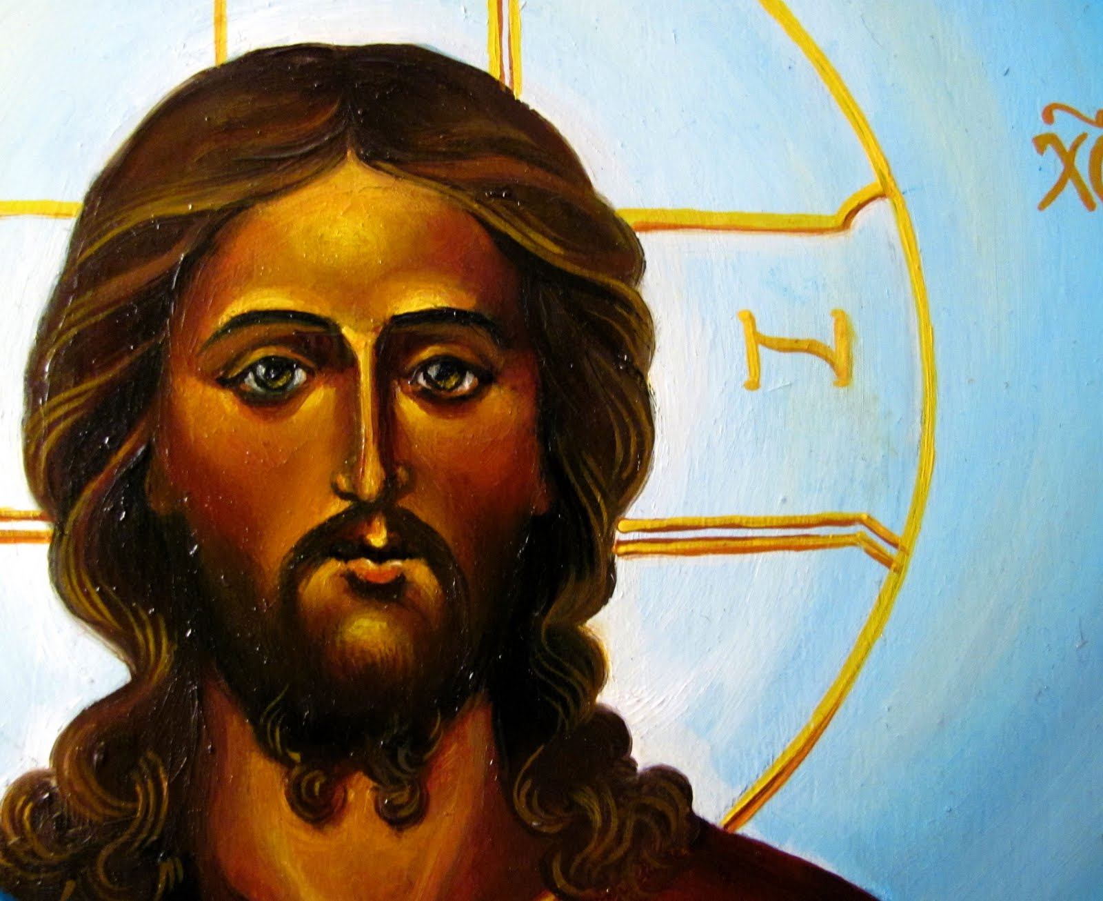 9 Russian Icon Jesus Christ Images