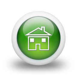 8 Glossy Green Home Icon Images Green Ball Icon Home Icon And Green Home Icon Newdesignfile Com