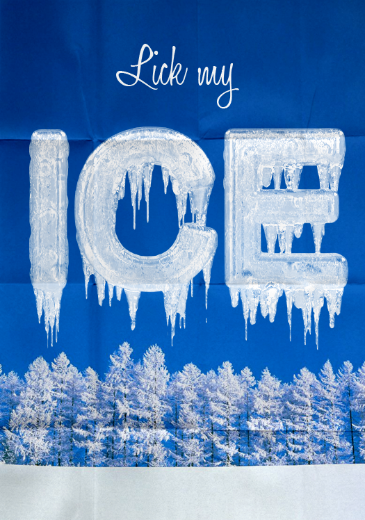 11 Font That Looks Like Ice Images