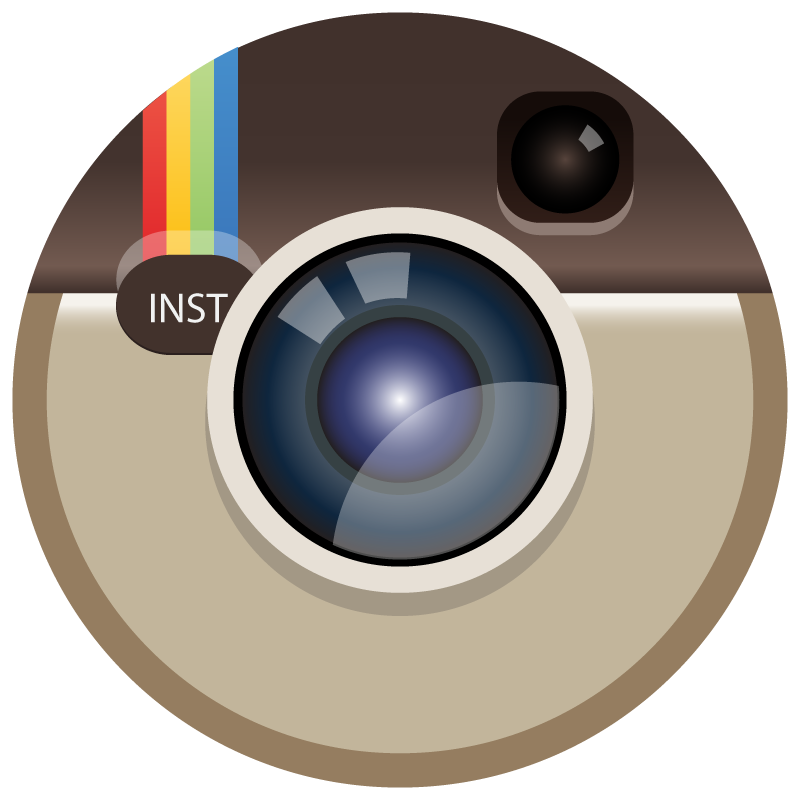 17 Instagram Circle Icon Vector Images
