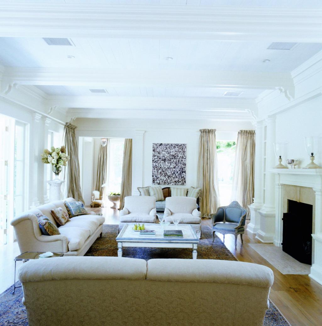 Large Living Room Interior Design