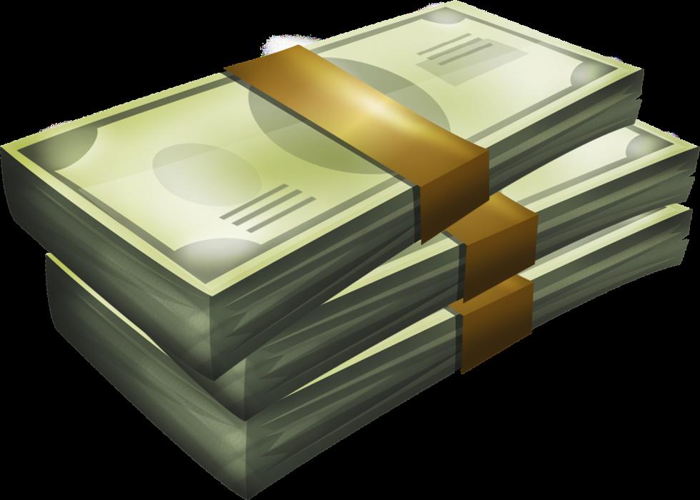 11 Money Stack Vector Images - Money Vector Graphics ...