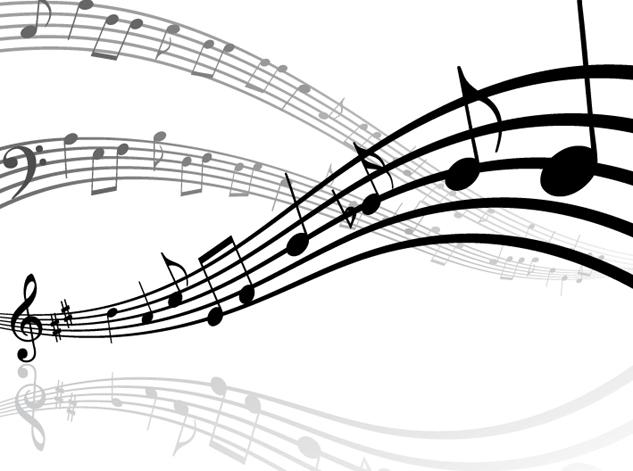 Music Notes Vector Art Free