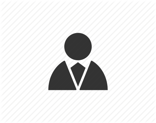 Person Icon Black